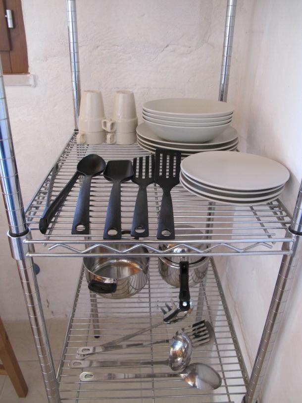 casetta dotazione cucina