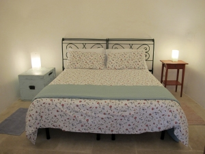 Trulli, camera da letto