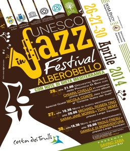 Unesco in jazz festival