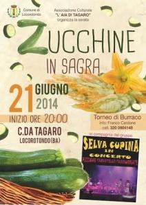 sagra zucchina